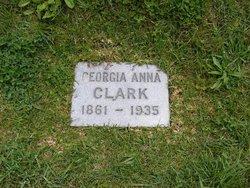 Georgia Anne <i>Keller</i> Clark