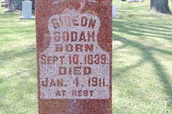 Gideon Bodah