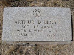 Arthur D Bloys