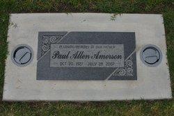 Paul Allen Amerson