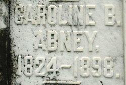 Caroline Seabrook <i>Blocker</i> Abney