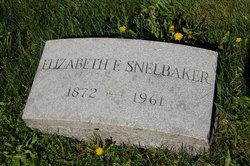 Elizabeth F. Snelbaker