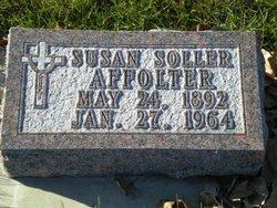 Susan <i>Soller</i> Affolter