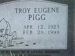 Troy Eugene Pigg