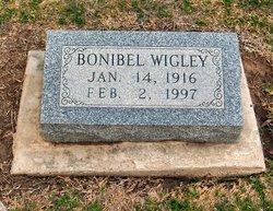 Bonibel Bonnie <i>Burt</i> Wigley