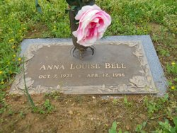 Anna Louise Bell