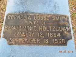 Cornelia Goode <i>Smith</i> Holtzclaw