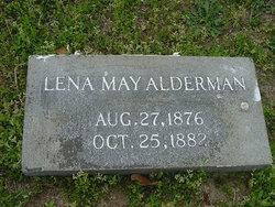 Lena May Alderman