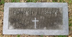 Edward Lawrence Bang