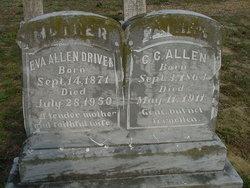 Eva <i>Driver</i> Allen