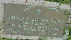 Charlie Logan Allen