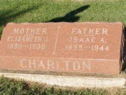 Elizabeth Jane <i>French</i> Charlton