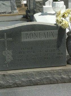 Marie Alice <i>Sonnier</i> Boneaux