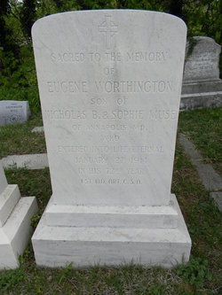 Pvt Eugene Worthington