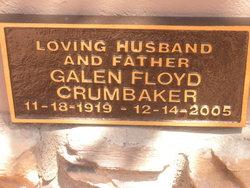 Galen Floyd Crumbaker