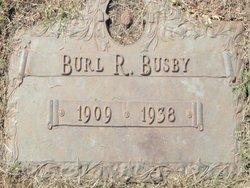 Burl R Busby