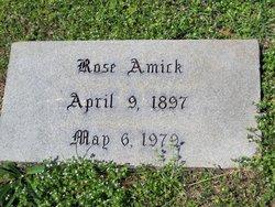 Rose <i>Amick</i> Aiken