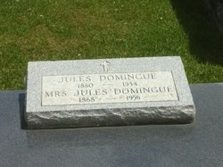 Adolphine <i>Begnaud</i> Domingue