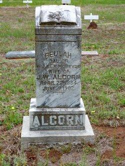 Beulah Alcorn