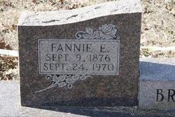 Fannie Estelle <i>Hollinsworth</i> Brimmage