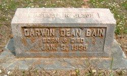 Darwin Dean Bain