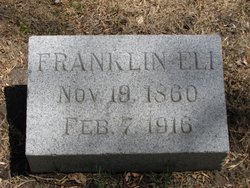 Franklin Eli Brooks