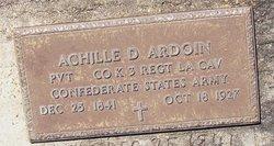 Achille D Ardoin