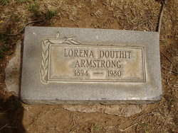 Lorena Douthit Armstrong