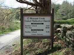 Pleasant Creek Methodist Church Cemetery