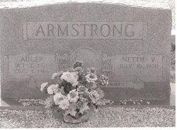 Nettie <i>Vaughn</i> Armstrong