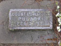 Edward Edwin Crockett Big Ed Pulaski