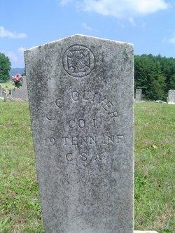 Sgt Charles C. Oliver