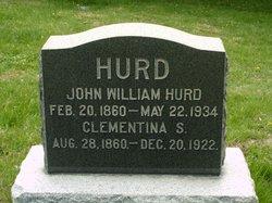 Clementina <i>Stockdale</i> Hurd