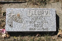 Horace Joseph Fleury