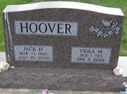 Viola M. <i>Atkins</i> Hoover