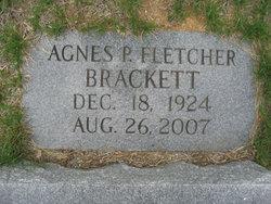 Agnes Louise <i>Parker Fletcher</i> Brackett