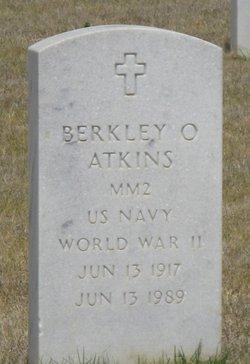 Berkley O Atkins