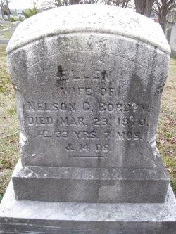 Ellen E. <i>Durfee</i> Borden