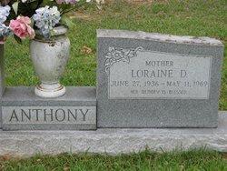 Lorraine <i>Dykes</i> Anthony
