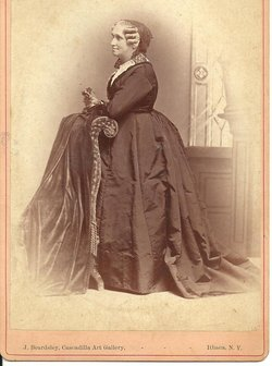 Mary Ann <i>Wood</i> Cornell