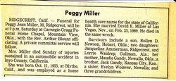 Peggy Jean <i>Gandy</i> Miller