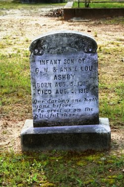 Infant Ashby