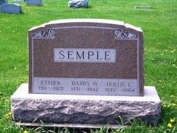 Esther Hollie Semple