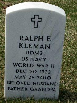 Ralph Emil Kleman