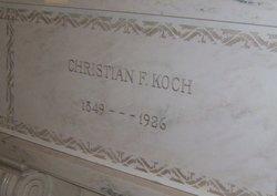 Christian F. Koch
