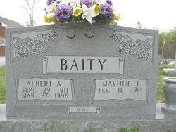 Albert Andrew Baity