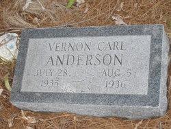 Vernon Carl Anderson