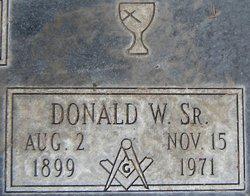 Donald Wilson Blaesi, Sr