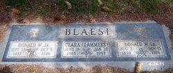 Clara Harriet <i>Clothier</i> Blaesi
