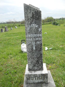 Lucretia M. <i>Carson</i> Anderson